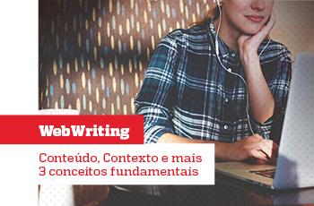 Webinar - WebWriting - Conteúdo, Contexto e mais 3 conceitos fundamentais - Grupo M2BR - Thumb