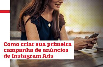 Webinar - Como criar sua primeira campanha no Instagram - Grupo M2BR - Thumb