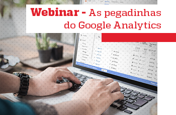 Webinar - As pegadinhas do Google Analytics - Grupo M2BR - Thumb